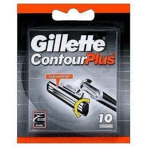 Gillette Gillette Contour Plus Mesjes - 10 Stuks