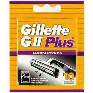 Gillette Gillette G Ii Plus Mesjes - 10 Stuks