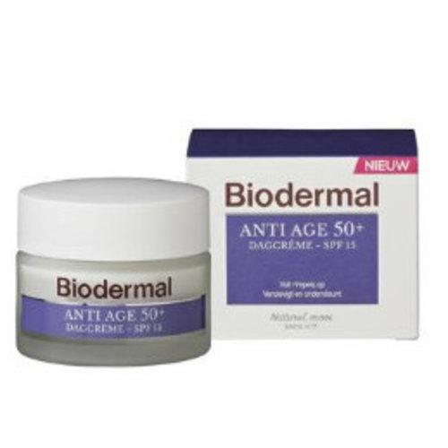Biodermal Biodermal Dagcreme Anti-Age 50+ - 50 Ml