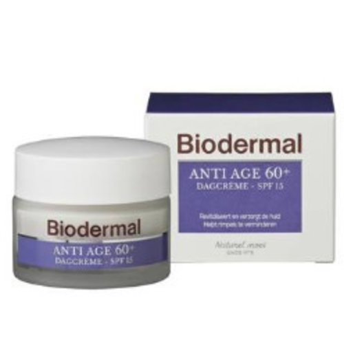 Biodermal Biodermal Dagcreme Anti-Age 60+ - 50 Ml