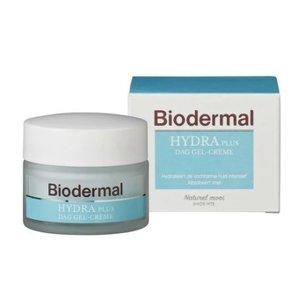 Biodermal Biodermal Dagcreme Gel Vochtarme Huid - 50 Ml