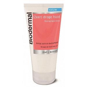Biodermal Biodermal Reinigingscreme Droge Huid - 150 Ml