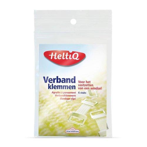 Heltiq Heltiq Verbandklemmen - 6 Stuks