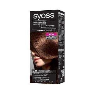 Syoss Syoss colors haarverf frozen chestnut 5-24