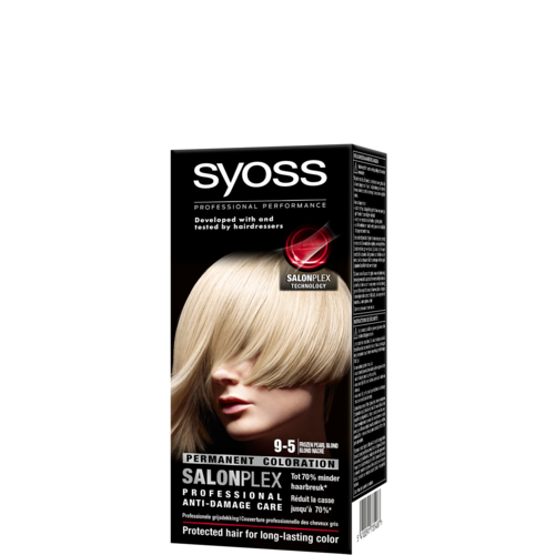 Syoss Syoss colors haarverf pearl blond 9-5