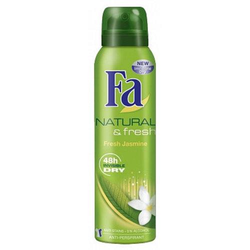 Fa Fa Deo Spray Natural&Fresh - 150 Ml