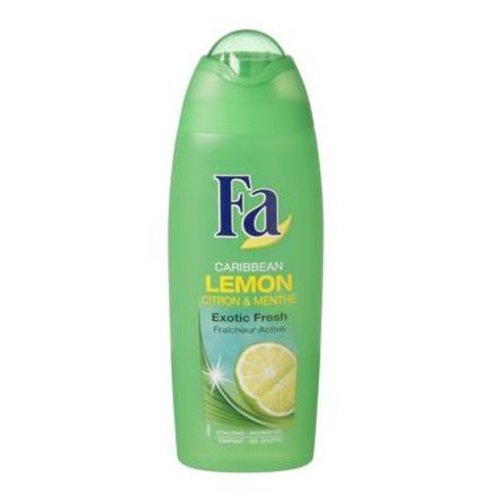 Fa Fa Douche Gel Caribbean Lemon - 250 Ml