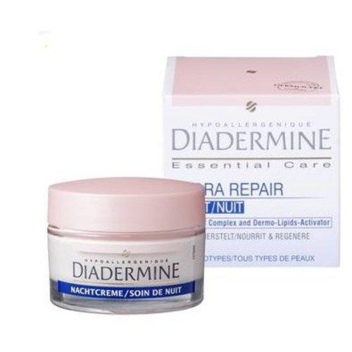 Diadermine Diadermine Nachtcreme Hydra Repair - 50 Ml