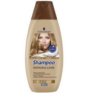 Schwarzkopf Schwarzkopf Shampoo Repair & Care 400 Ml