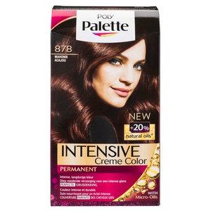 Poly Palette Poly Palette Intensive Creme 878 Mahonie - 1 Stuks