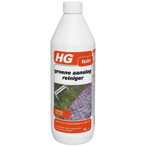 Hg Hg Groene Aanslag Reiniger - 1 Liter