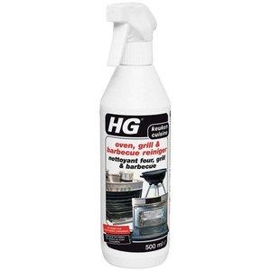 Hg Hg Oven-Grill En Bbq Reiniger - 500 Ml