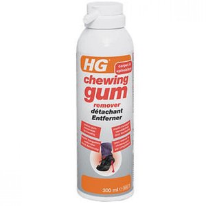 Hg Hg Chewing Gum Remover - 200 Ml