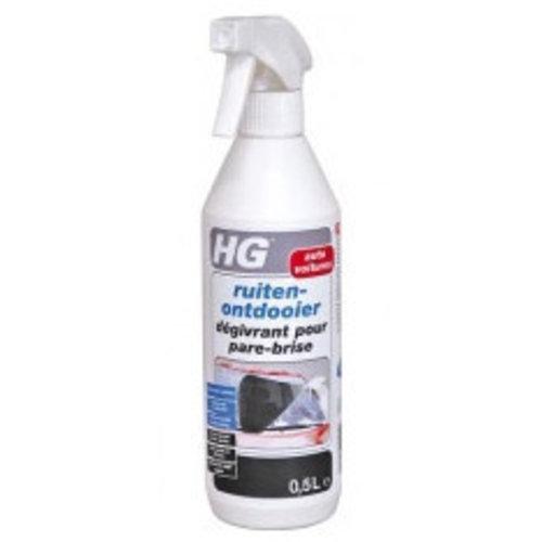 Hg Hg Ruitenontdooier - 500 Ml