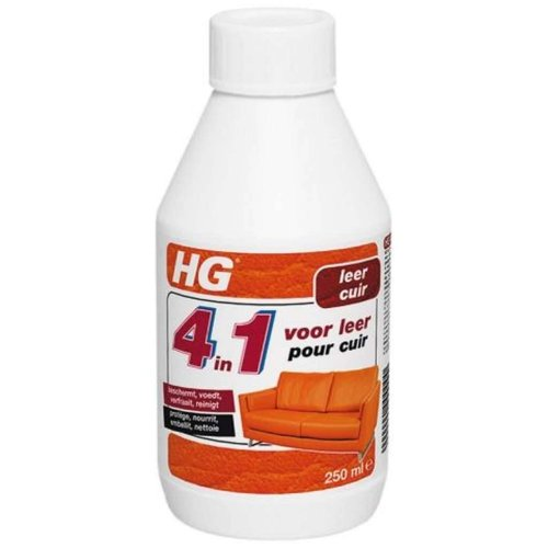 Hg Hg Leder 4 In 1 - 250 Ml