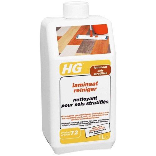 Hg Hg Laminaat Reiniger - 1 Liter