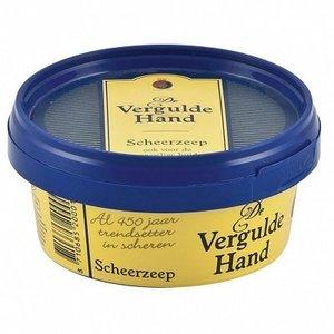Vergulde Vergulde Hand Scheertablet - 75 Gram