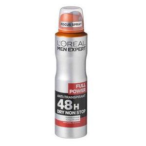 Loreal Men Expert Deospray Full Power - 150 Ml