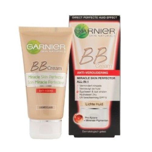 Garnier Skin Naturals Bb Cream Anti Aging Light - 50 Ml