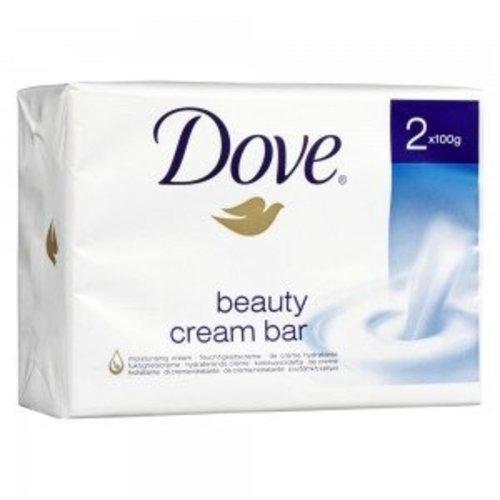 Dove Dove Wastablet Cream Regular - 2x100 Gram