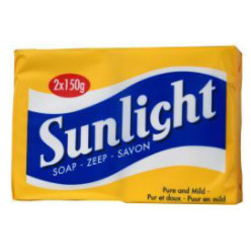 Sunlight Sunlight Zeep - 2x150 Gram