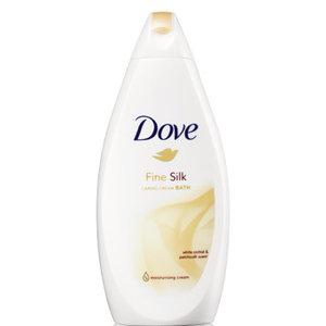 Dove Dove Bad Fine Silk White - 750 Ml