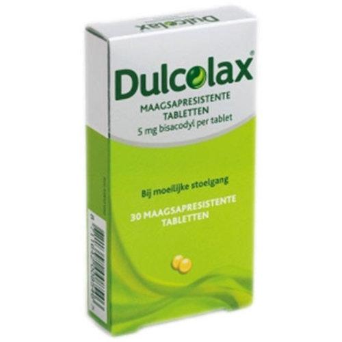 Dulcolax DULCOLAX - 30 TABLETTEN