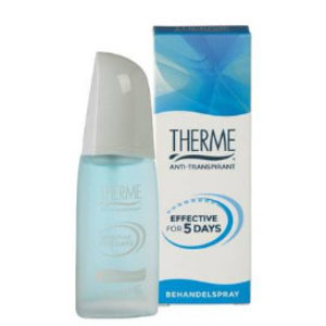 Therme Therme Deo Anti-Transpirant Behandelingspray - 25 Ml