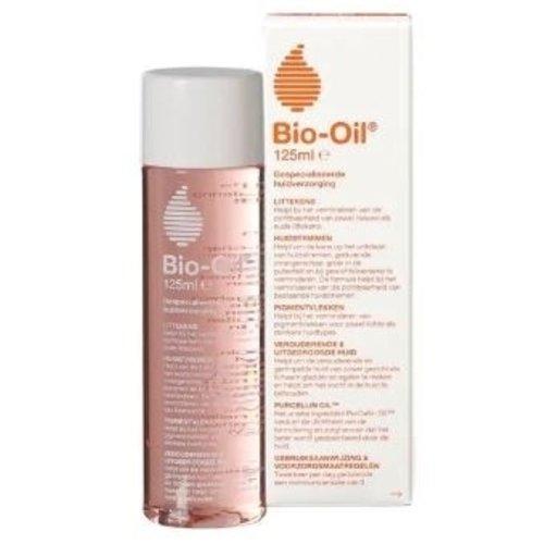 Bio Bio Oil Verzacht Littekens, Huidstriemen En Pigmentvlekken 125 ml