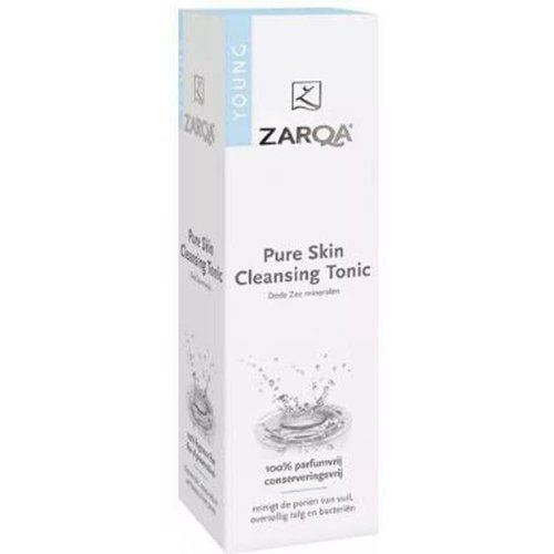 Zarqa Zarqa Young Pure Skin Cleansing Tonic - 200 Ml