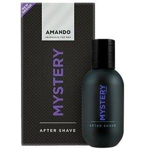 AMANDO Amando After Shave Spray Mystery - 50 Ml