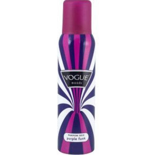 Vogue Vogue Moods Deo Spray Purple Funk - 150 Ml