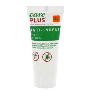 Care Plus Care Plus A-Insect Deet Gel 30% - 20 Ml