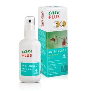 Care Plus Care Plus Anti-Insect Natural Spray -100 Ml