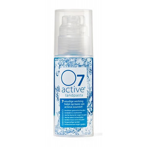 O7 O7 Active Tandpasta 75 ml