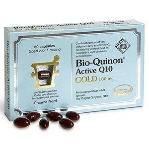 Pharma Nord Pharma Nord Bio Quinon Q10 Gold/100 Mg - 30 Capsules