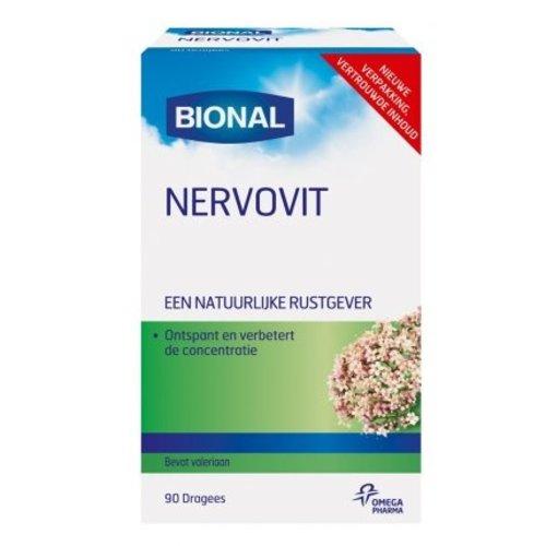 Bional Bional Nervovit Valeriaan - 90 Dragees