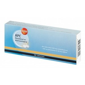 Roter Roter Apc Tabletten - 20 Tabletten