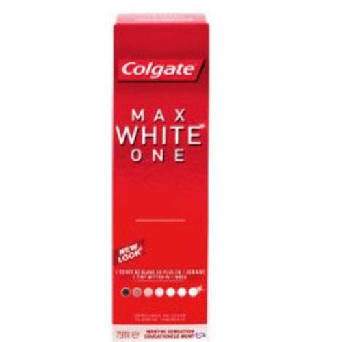 Colgate Colgate Max Tandpasta White One - 75 Ml
