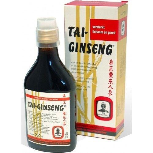 Tai Gingeng Tai Ginseng Elixer - 250 Ml