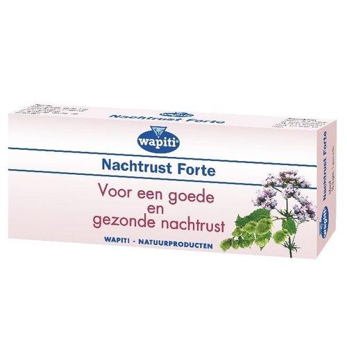 WAPITI Wapiti Nachtrust Forte - 10 Dragees