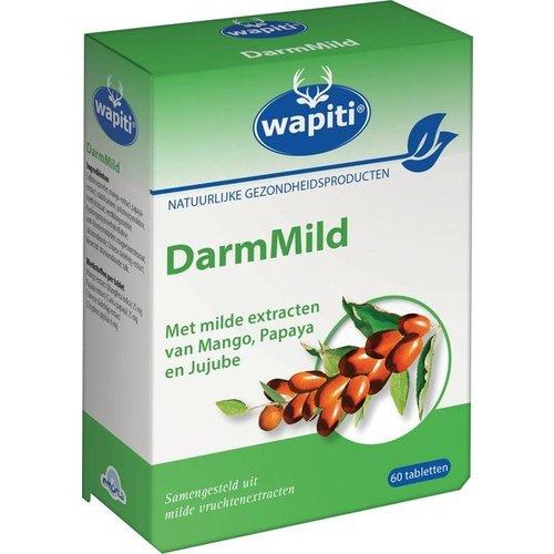 WAPITI WAPITI DARMMILD - 60 TABLETTEN