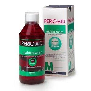 Perio-Aid Perio-Aid Mondspoeling Maintenance - 500 Ml