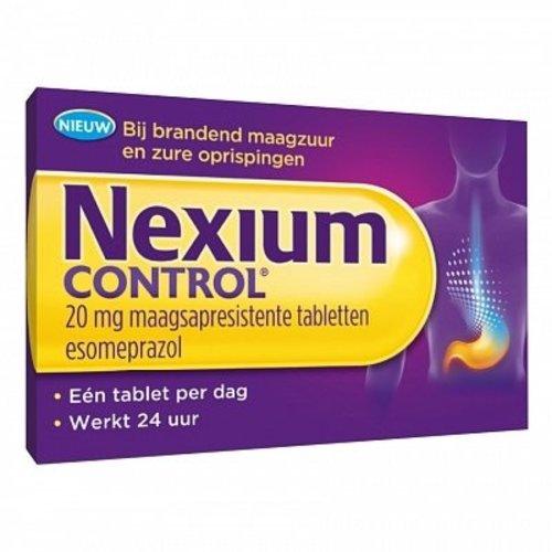 Nexium Nexium Control 20mg - 7 Stuks