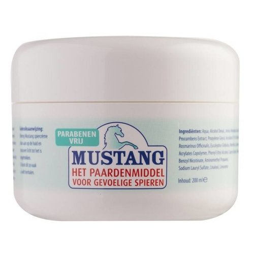 Jacob Hooy Jacob Hooy Mustang Spiercreme - 200 Ml