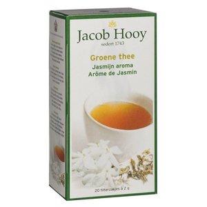 Jacob Hooy Jacob Hooy Groene Thee / Jasmijn - 20 Zakjes