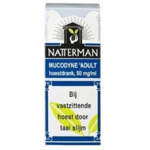 Natterman Natterman Mucodyne Adult - 200 Ml