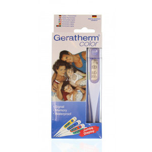 Lifetime Geratherm color Digitaal thermometer - 1 Stuks