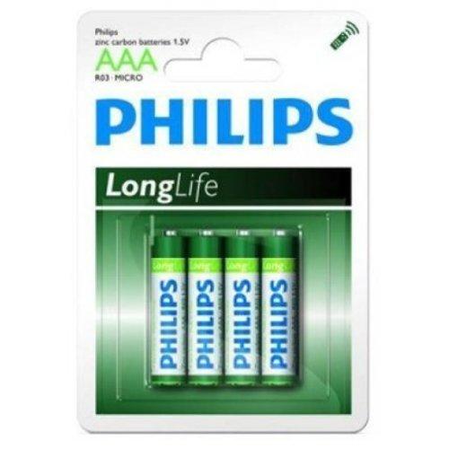 Philips PHILIPS BATTERIJ R03 AAA LL - 4 STUKS