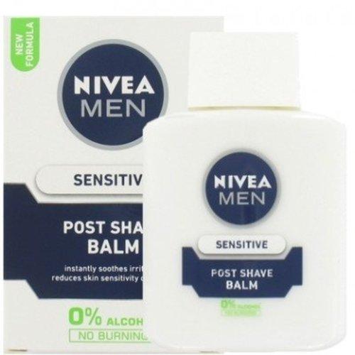 Nivea Nivea For Men Aftershave Balsem Sensitive - 100 Ml